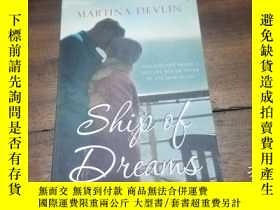 二手書博民逛書店SHIP罕見OF DIEAMSY271632 MARTINA D