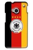 [M7 軟殼] HTC new One M7 801e 801s 手機殼 保護套 外殼 世界盃 德國隊