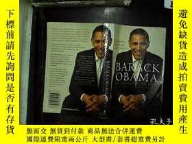 二手書博民逛書店BARACK罕見OBAMA THE AUDACITY OF HO