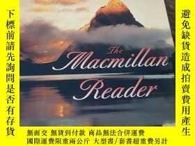 二手書博民逛書店the罕見macmillan reader fifth edit