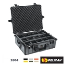 【EC數位】美國 派力肯 PELICAN 1604 氣密箱 含隔層 防撞箱 保護箱 防水 防爆 防震 防塵 耐衝擊