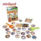 【西班牙miniland】煎餅桌遊 - ...