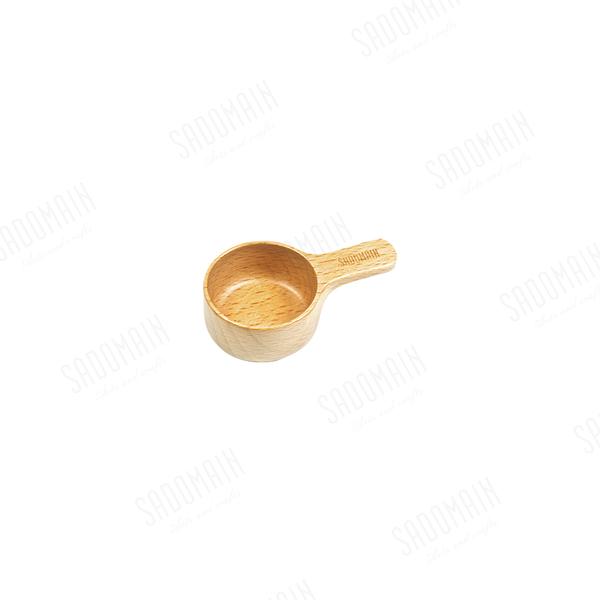 仙德曼 山毛櫸咖啡豆匙-3cm