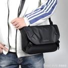 2021新款單肩包男士包包斜背包休閒郵差包工裝小挎包 Lanna