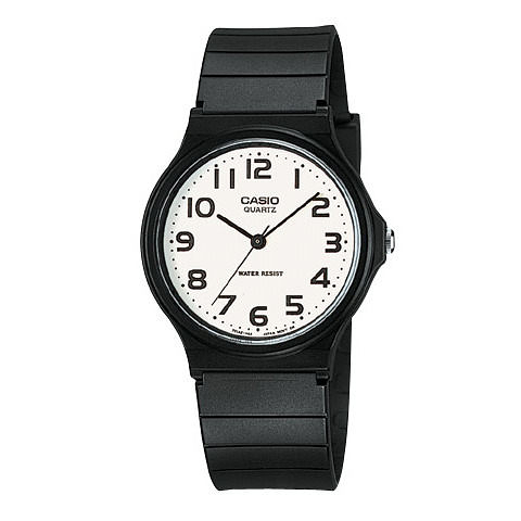 CASIO卡西歐MQ-24-7B2時尚指針石英錶公司貨