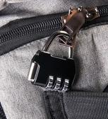 密碼鎖-LOTOPCK普通密碼鎖迷你小掛鎖細鎖學生柜子鎖背包拉鏈鎖健身房鎖現貨快出