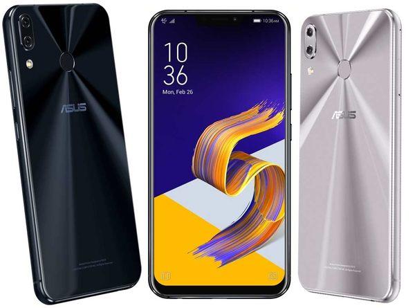 華碩 ZenFone5Z / ASUS ZenFone 5Z ZS620KL 4G/64G 6.2吋 智慧雙鏡頭 4G + 4G 雙卡雙待 / 現金價【銀】