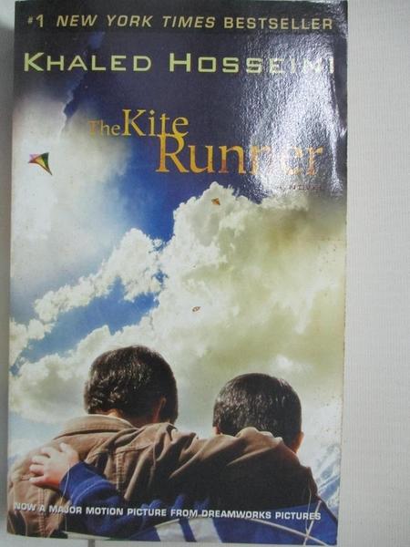 【書寶二手書T5/原文小說_GZ3】The Kite Runner_Khaled Hosseini