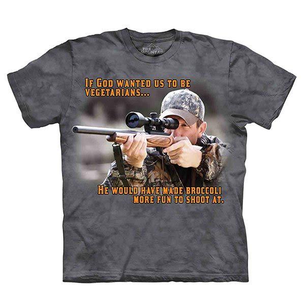 摩達客預購美國進口The Mountain Life戶外系列為何不吃素純棉環保短袖T恤10415045176