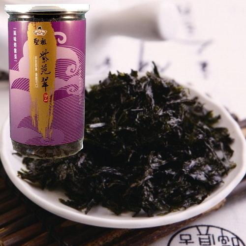 金門聖祖貢糖 烤紫菜35gx6瓶(3種口味任選)