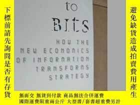 二手書博民逛書店Blown罕見to bits:How The New Econo