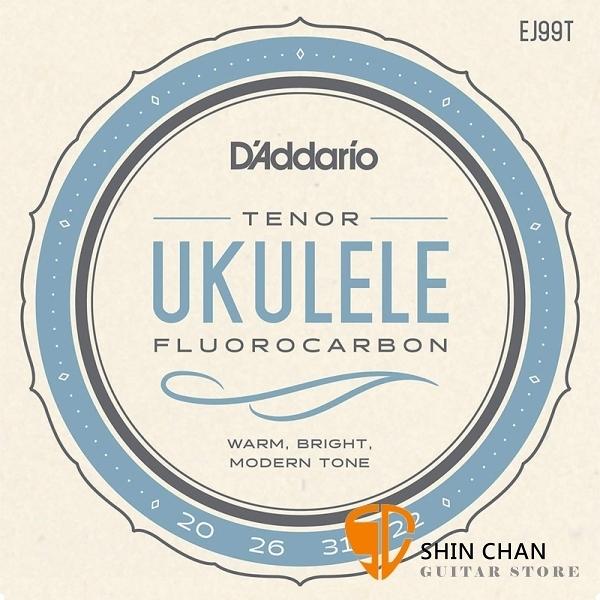 美國 DAddario EJ99T 26吋烏克麗麗弦 碳纖維 Tenor 【Ukulele/FLUOROCARBON】