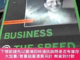 二手書博民逛書店Bill罕見Gates:Business at the Speed of Thought: Succeeding