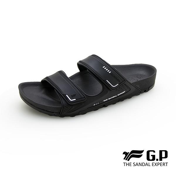 【VOID】機能柏肯拖鞋(G1545M-60)黑色(SIZE:39-44)