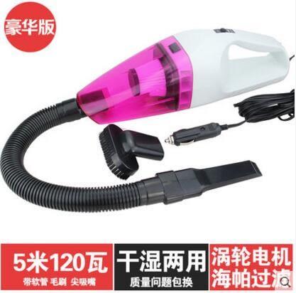 洛伊絲乾濕兩用型車載吸塵器大功率車用吸塵器吸塵器汽車清潔用品