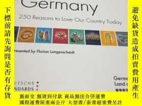 二手書博民逛書店The罕見Best of Germany 250 REasons