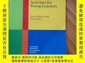二手書博民逛書店Five-minute罕見Activities For Young LearnersY27281 Mckay,