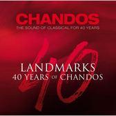 【停看聽音響唱片】【CD】里程碑:Chandos 40週年紀念大套裝 (40CD)