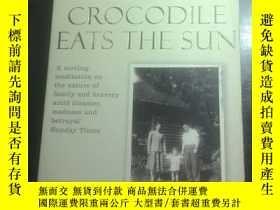 二手書博民逛書店當鱷魚吞噬太陽罕見When a Crocodile Eats t