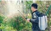噴霧器 園藝噴霧器手動氣壓農用家用手搖噴壺 莎拉嘿幼