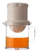榨汁機手動榨汁機家用榨汁器嬰兒寶寶原汁機壓汁器迷你炸果汁機榨橙汁3c 公社