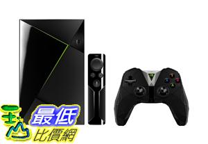 [美國直購]  NVIDIA SHIELD TV Pro Home Media Server  (主機,把手,遙控器)