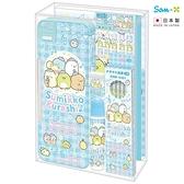 【SAS】【日本製】角落生物 樂隊版 鉛筆盒&文具 7件入 禮盒套組