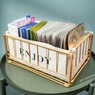 面膜收納盒化妝品筐桌面收納神器置物架儲物盒子整理箱放宿舍的小 夏季特惠