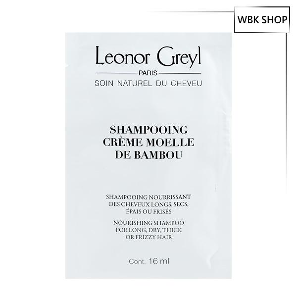 Leonor Greyl 竹子保濕洗髮菁 16ml - WBK SHOP