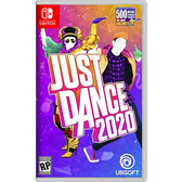 【NS 遊戲】任天堂 Switch Just Dance 舞力全開 2020《中文版》