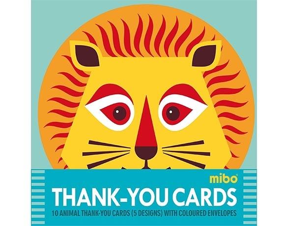 Mibo Thank You Cards 感謝卡