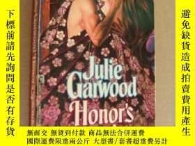 二手書博民逛書店Honor s罕見splendour 英文原版 書口三面刷黃Y1