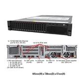 Lenovo SR550 7X04SLBG00 2U機架式伺服器【Intel Xeon Silver 4208 8C 2.1G / 16GB*2 / 600G 10K*3 / Raid 930-8i / 750W*2】