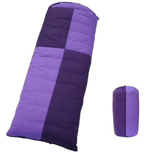 狩獵者保暖羽毛睡袋(可雙拼)【愛買】