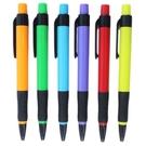 自動原子筆 P115-1 廣告筆(含一色印刷)/一件500支入(定10) 彩管小胖筆 贈品筆