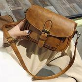 (全館一件免運)DE shop~(M-418)韓國皮帶小圓包百搭單肩包