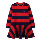 『小鱷魚童裝』條紋洋裝(10號~16號)534351