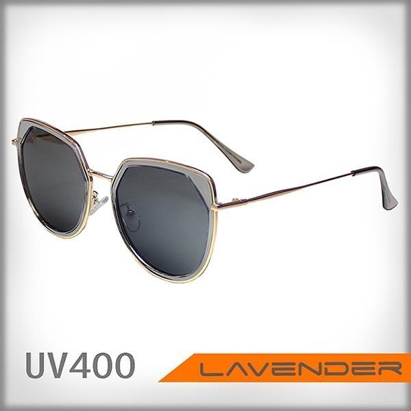【南紡購物中心】Lavender偏光片太陽眼鏡 9116 C53