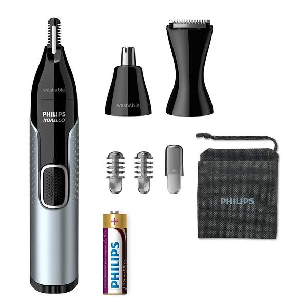 [2美國直購] Philips Norelco Nose Trimmer 5000 鼻毛修剪器 NT5600/42 可水洗