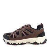 Skechers Crossbar [51885BRBK] 男鞋 運動 休閒 健走 輕量 避震 舒適 穩定 咖啡