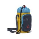 Nike 包包 Jordan 男女款 藍 束口 拉鍊 斜背包 肩背包 喬丹 小包 外出【ACS】 JD2143010GS-003