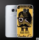 ♥ 俏魔女美人館 ♥Samsung Galaxy S7 Edge {怪怪胡*輕立體浮雕硬殼} 手機殼 手機套 保護殼