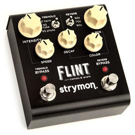 美國 Strymon Flint Tremolo & Delay 頂級 手工 顫音 殘響 效果器