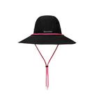 [Mountneer] 山林 中性透氣抗UV大盤帽 黑 (11H10-01)
