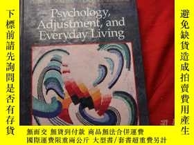 二手書博民逛書店PSYCHOIOGY罕見ADJUSTMENT ANDEVERYD