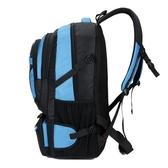 【伊人閣】雙肩包背包男女登山包旅游行李包