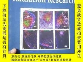 二手書博民逛書店Radiation罕見ResearchY15389 出版2015