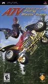 PSP ATV Offroad Fury Blazin Trails ATV越野沙灘賽車(美版代購)