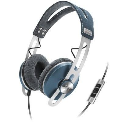Sennheiser 聲海塞爾 Momentum On-Ear 藍色 可換線 密閉耳罩式耳機 宙宣公司貨