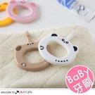卡通動物造型嬰幼兒訓練牙刷 環型手柄